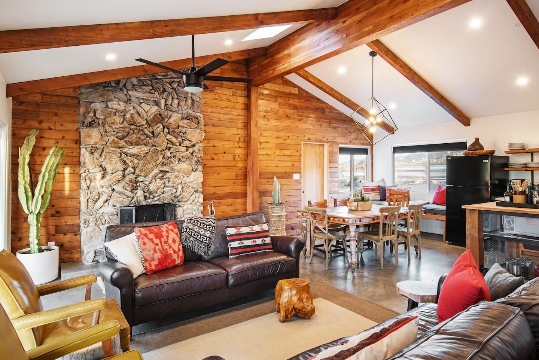 Airbnb Joshua Tree For Retreats