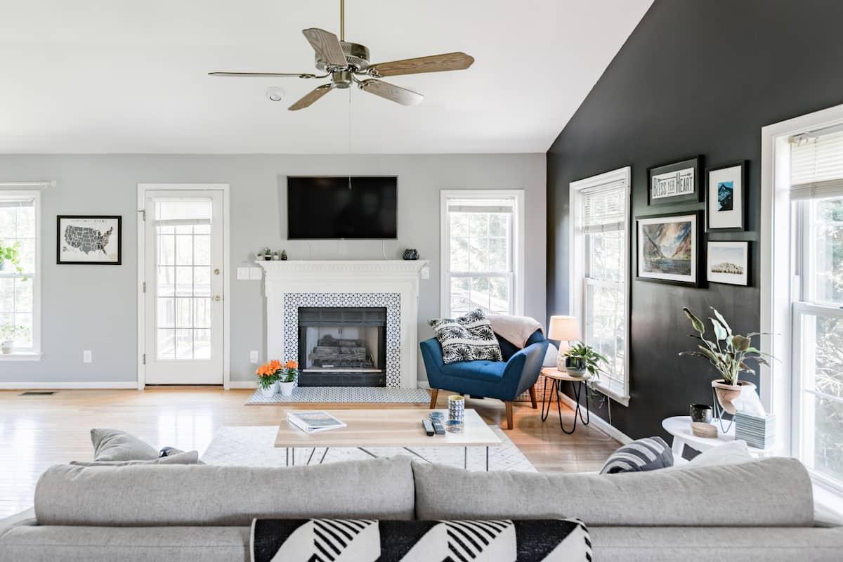 Best Airbnb in Charlottesville VA