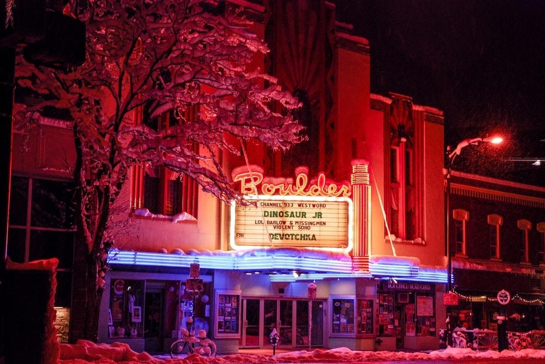 Boulder-theatre