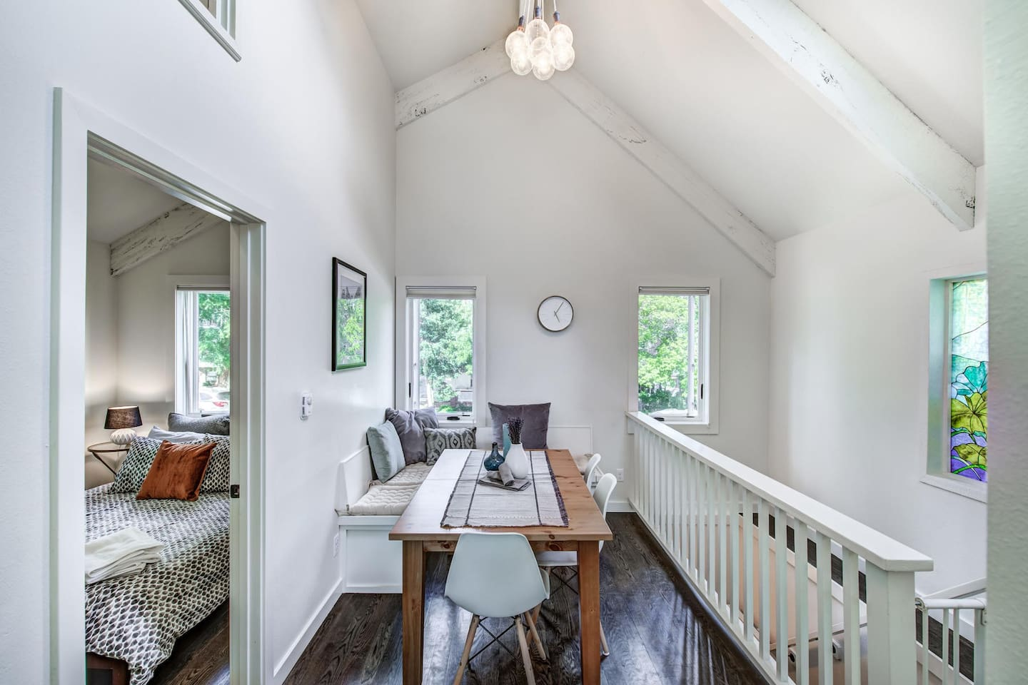 Bright, Airy, Tranquil Airbnb Boulder Home-Away