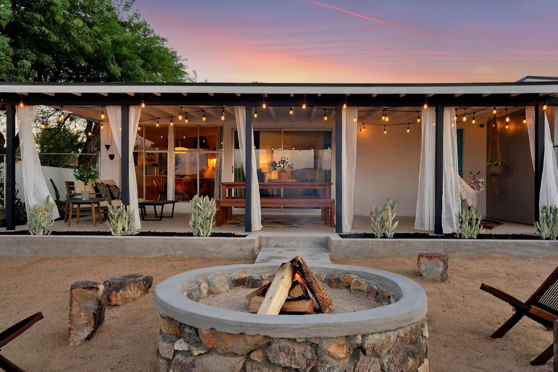 Cactus Jax Cottage - Airbnb Joshua Tree