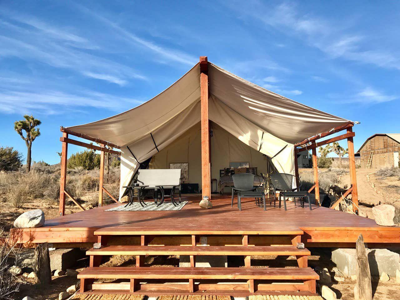 Cultus Camp - Joshua Tree Airbnb