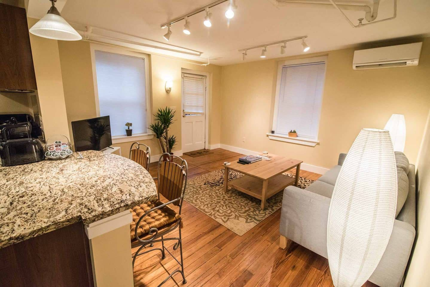 Downtown Charlottesville Airbnb