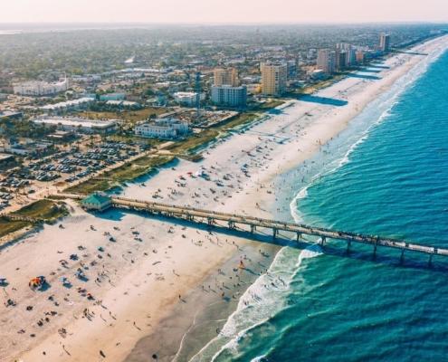 Airbnb-Jacksonville-FL-beach