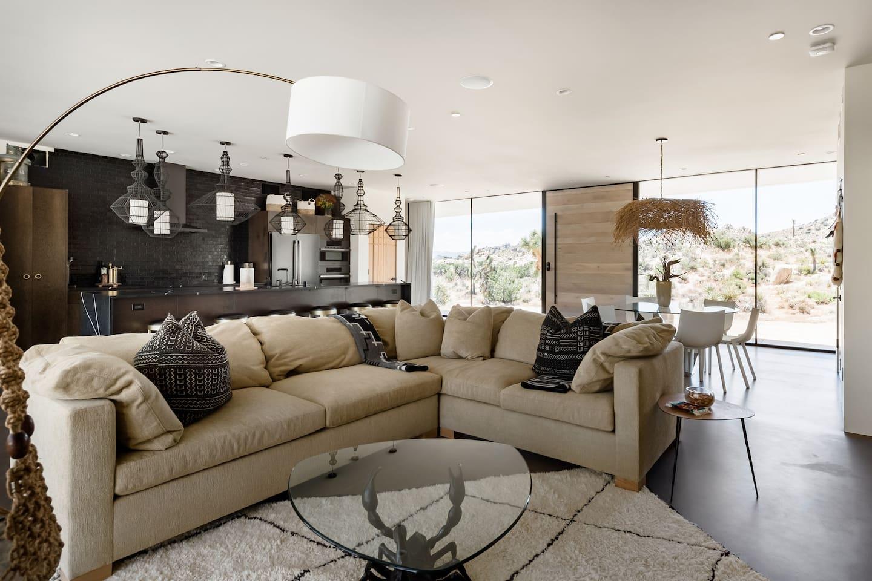 Luxury Airbnb Joshua Tree
