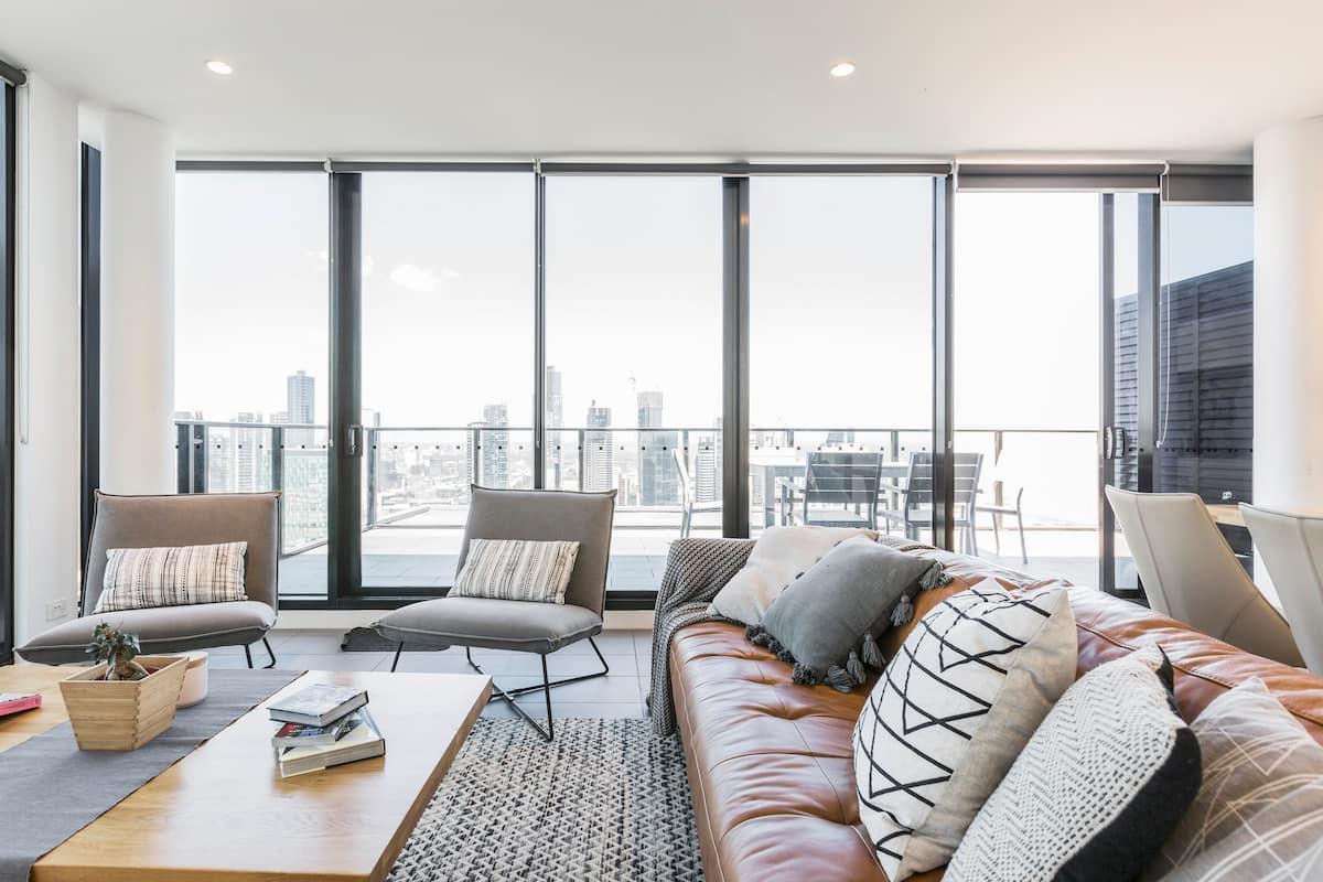Luxury Airbnb Melbourne Australia