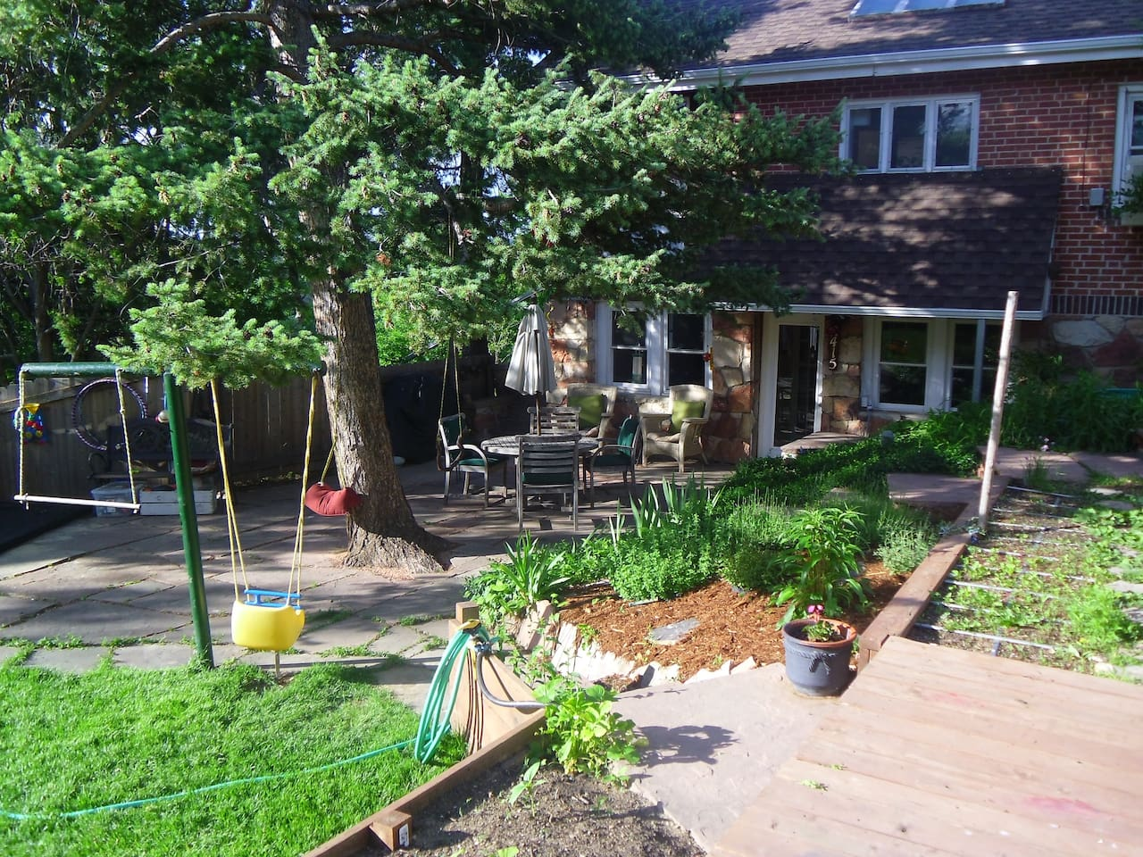 Oasis in the Heart of Boulder