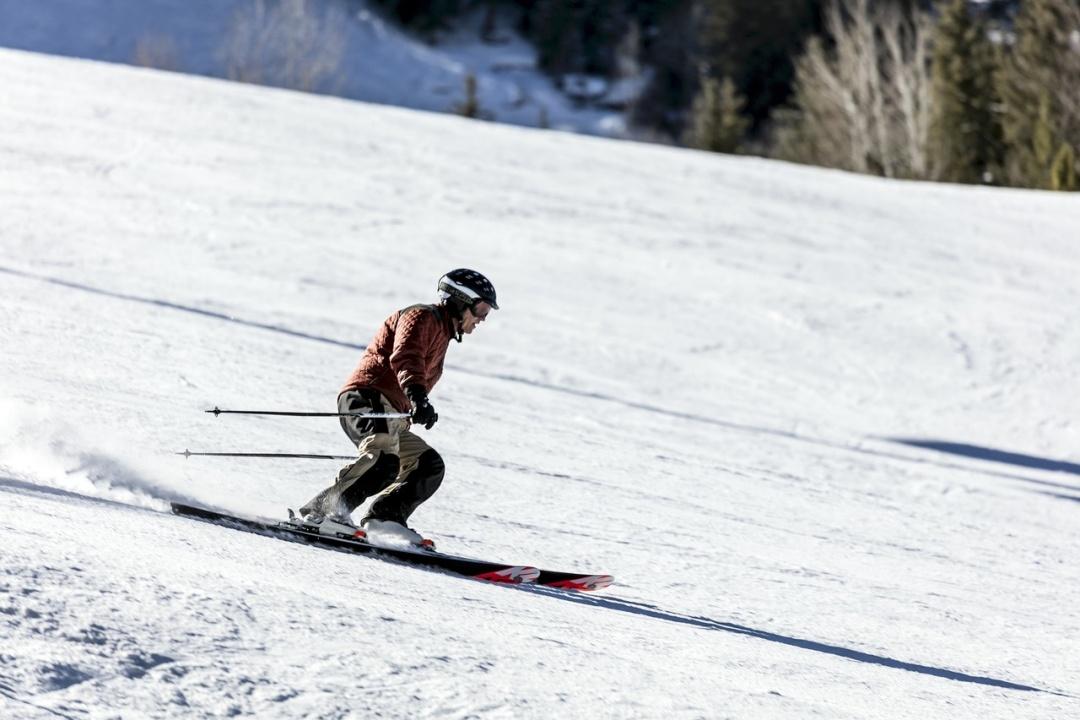 Aspen Skiing Slopes