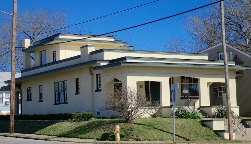 tulsa oklahoma mcgregor house historic home unique rental