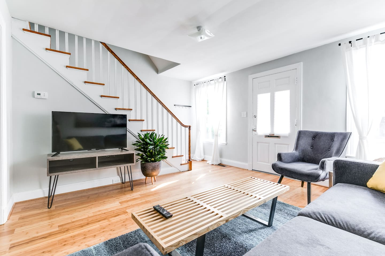 2 Bedroom Airbnb in Richmond Virginia