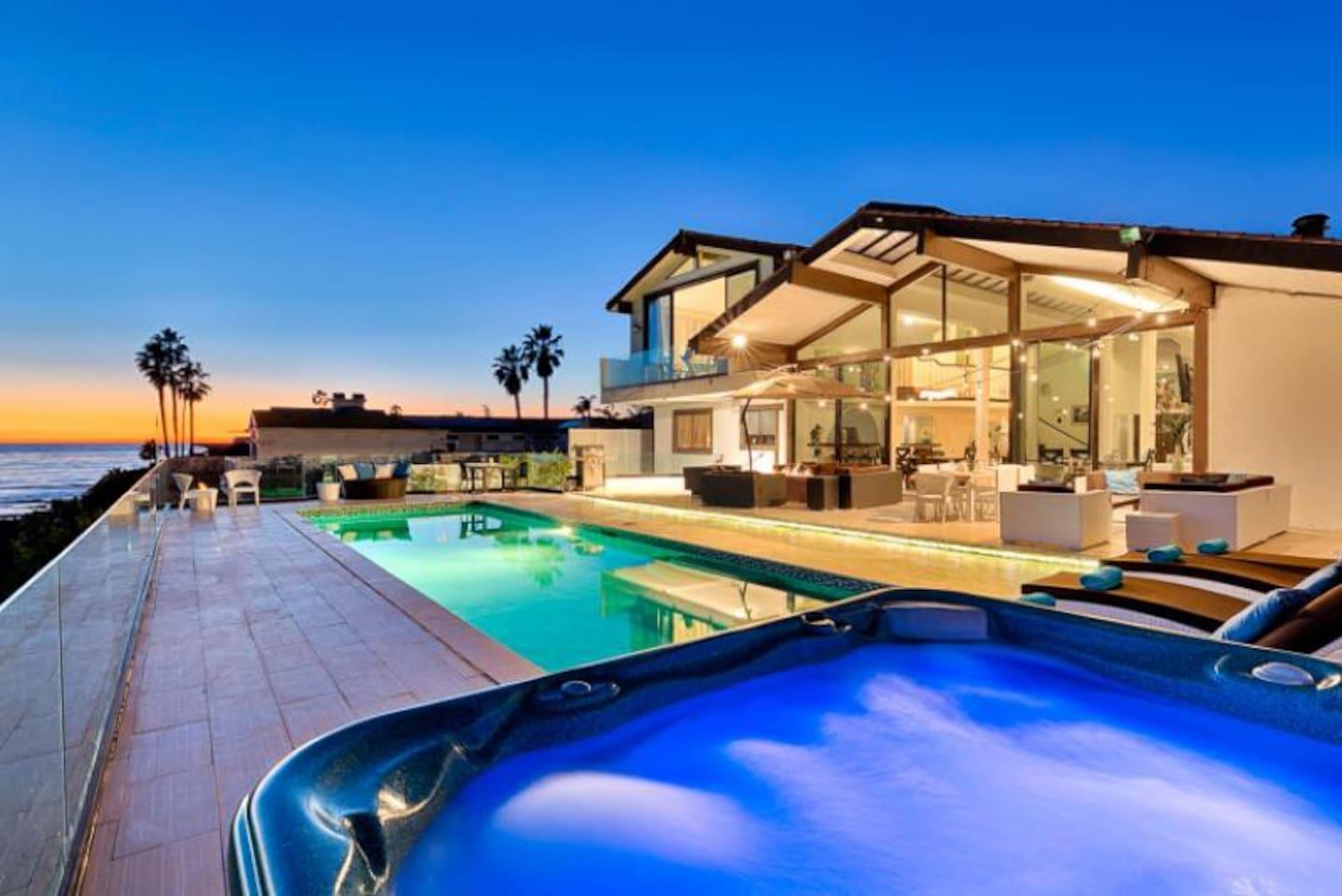 Airbnb La Jolla Magnificent Oceanfront Home