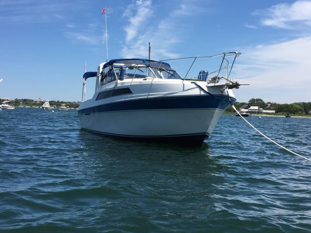 Airbnb Nantucket Island Boat