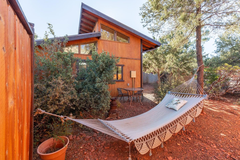 Airbnb Sedona Tiny Home
