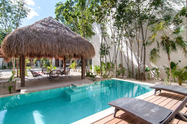 Airbnb-Tulum-Pool