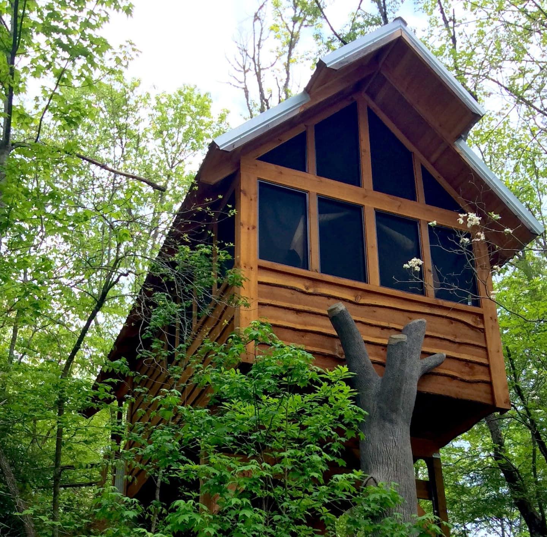 Best Gatlinburg Luxury Tree House Airbnb