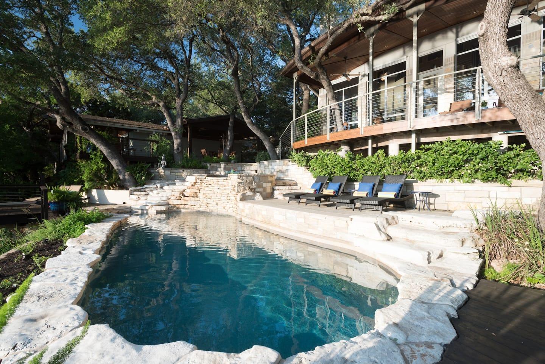 Best Luxury Airbnbs in texas