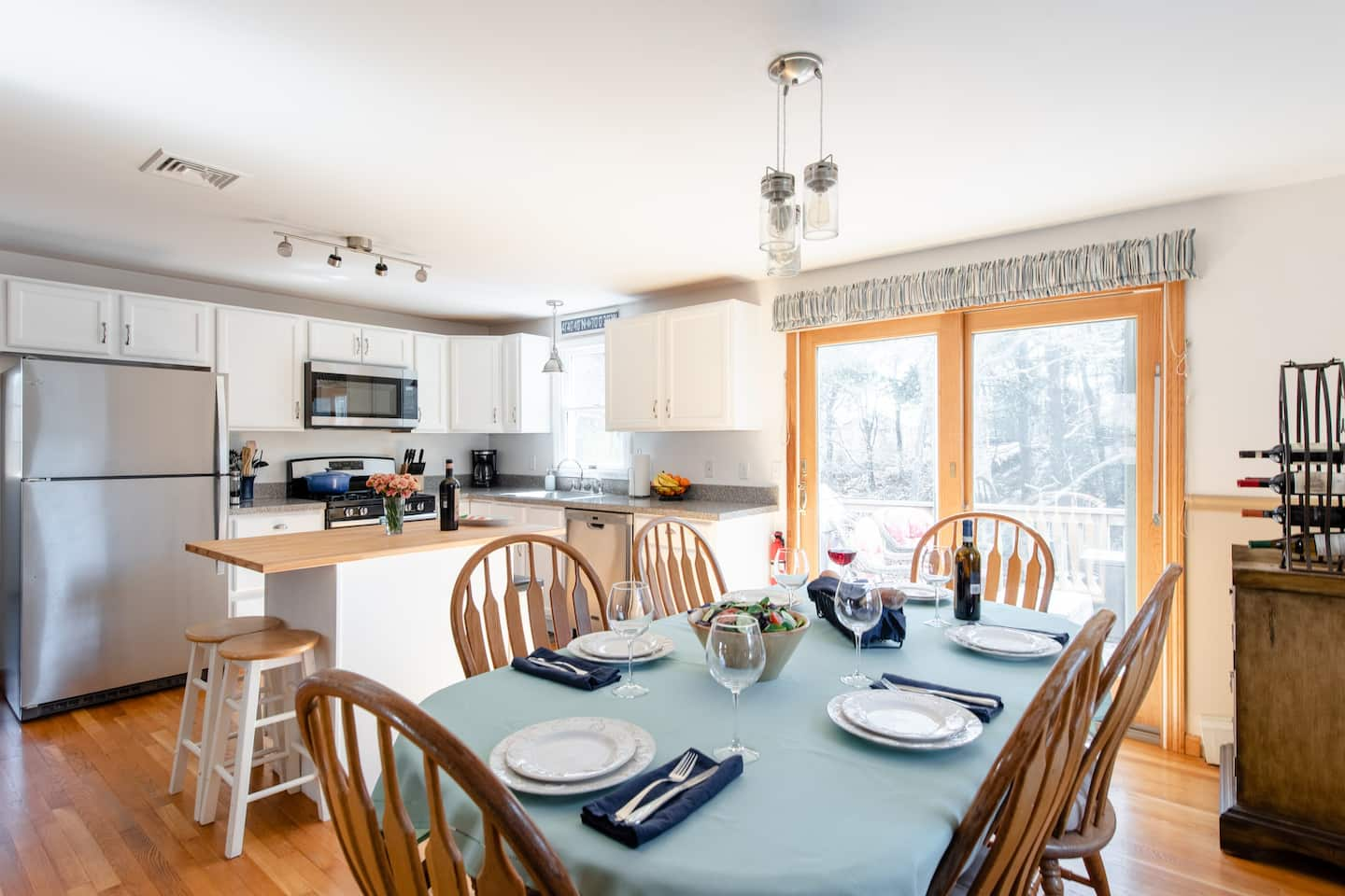 Cape Cod Airbnb for Families