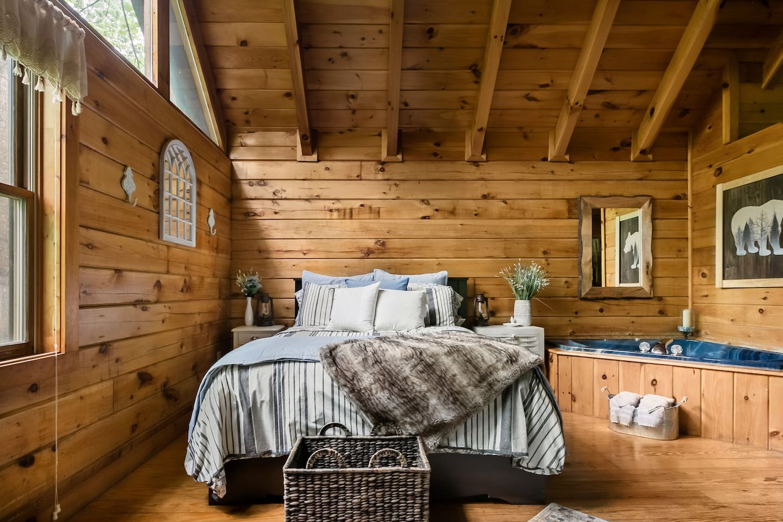 Coolest Cabin Gatlinburg Airbnb