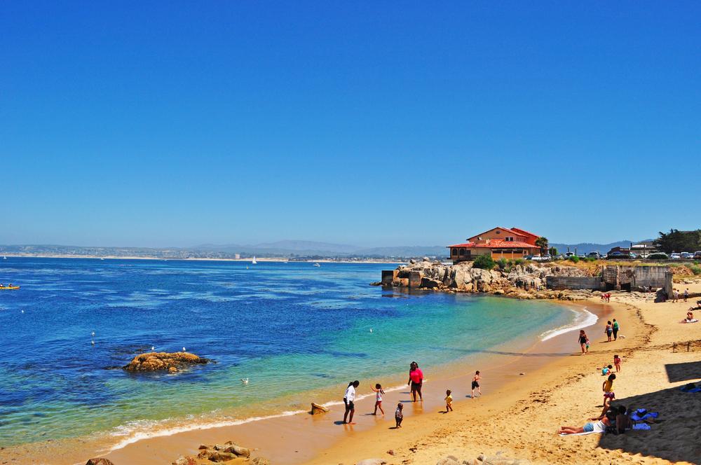 Couples Monterey Airbnb