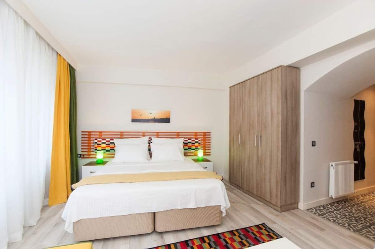 Cozy Flat Studio - Airbnb Istanbul