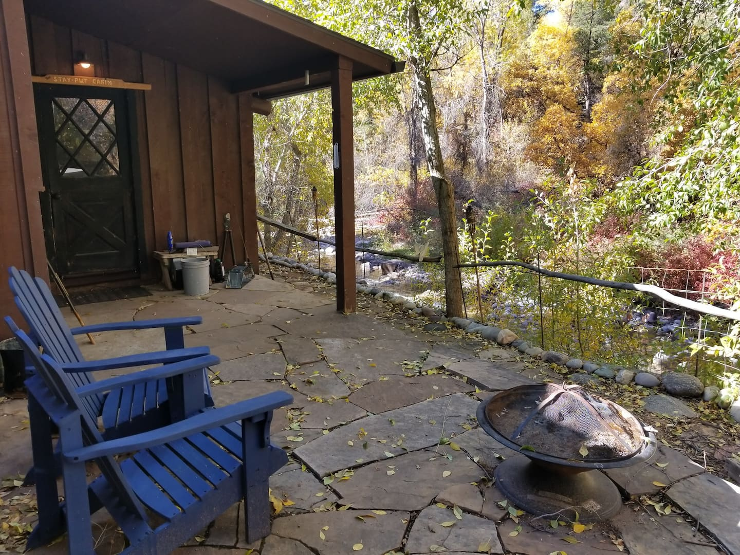 Creekside Cabin-coolest airbnbs in colorado