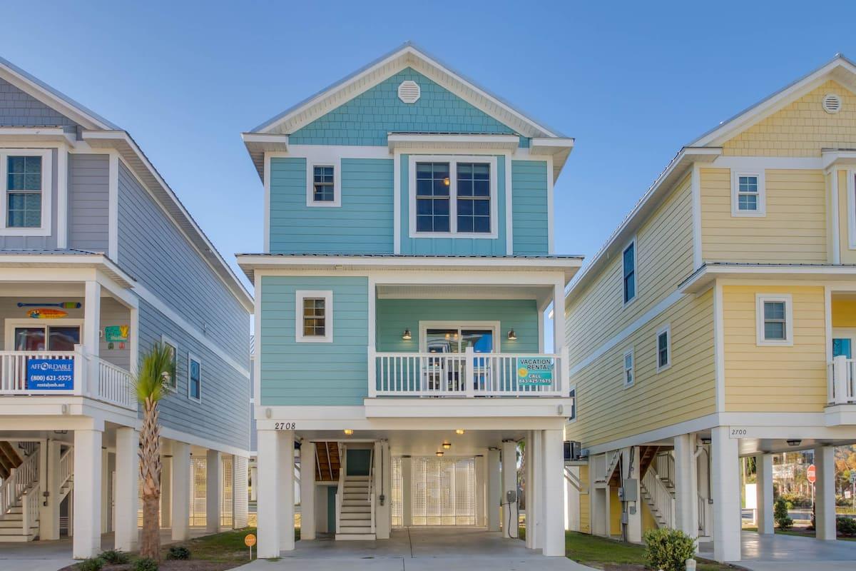 Cute Cottage Airbnb Myrtle Beach SC