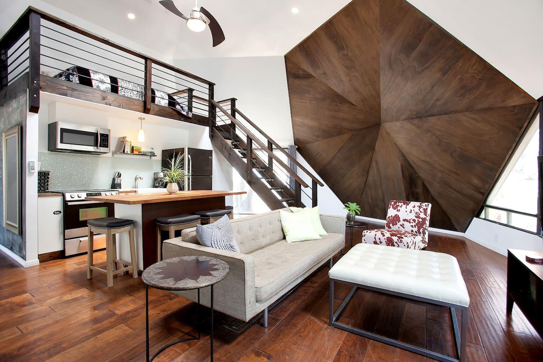 Dome life - unique airbnb san diego