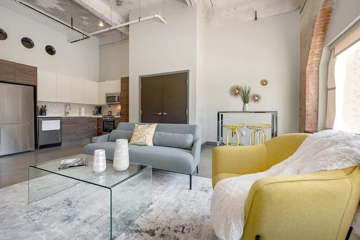 Downtown Dallas Industrial Condo