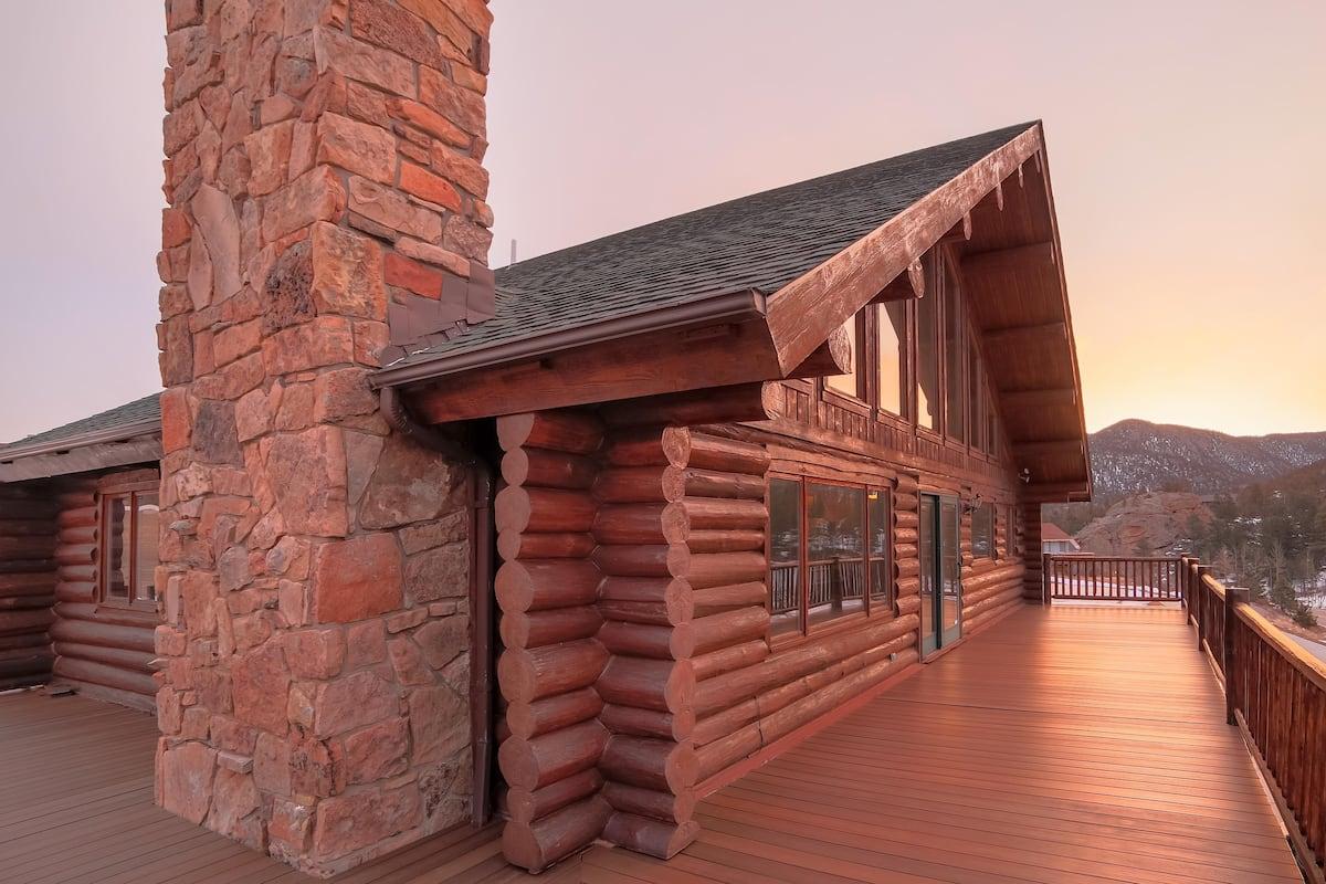Estes Park Cabin Airbnb