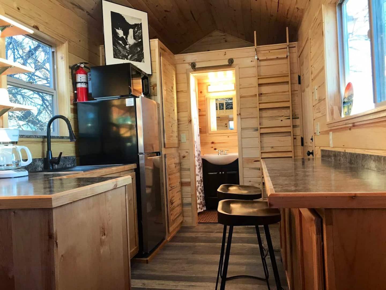 Glamping Colorado Tiny House