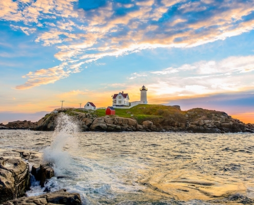 Glamping-Maine