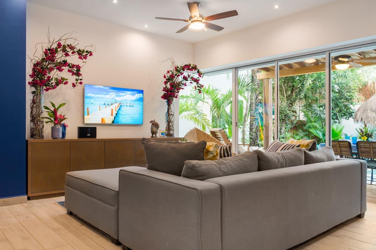 Hermosa Villa - Airbnb in Tulum