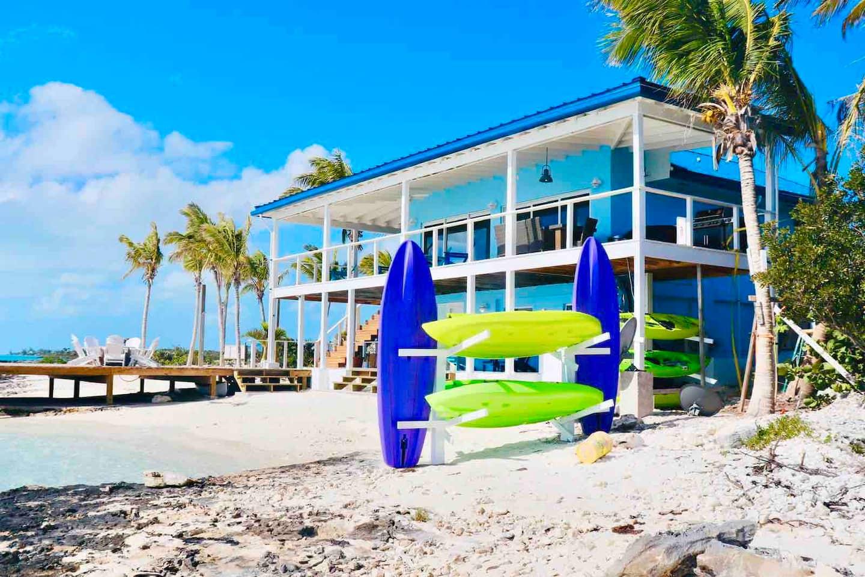 Jack's Island House - Private Island Bahamas Airbnb