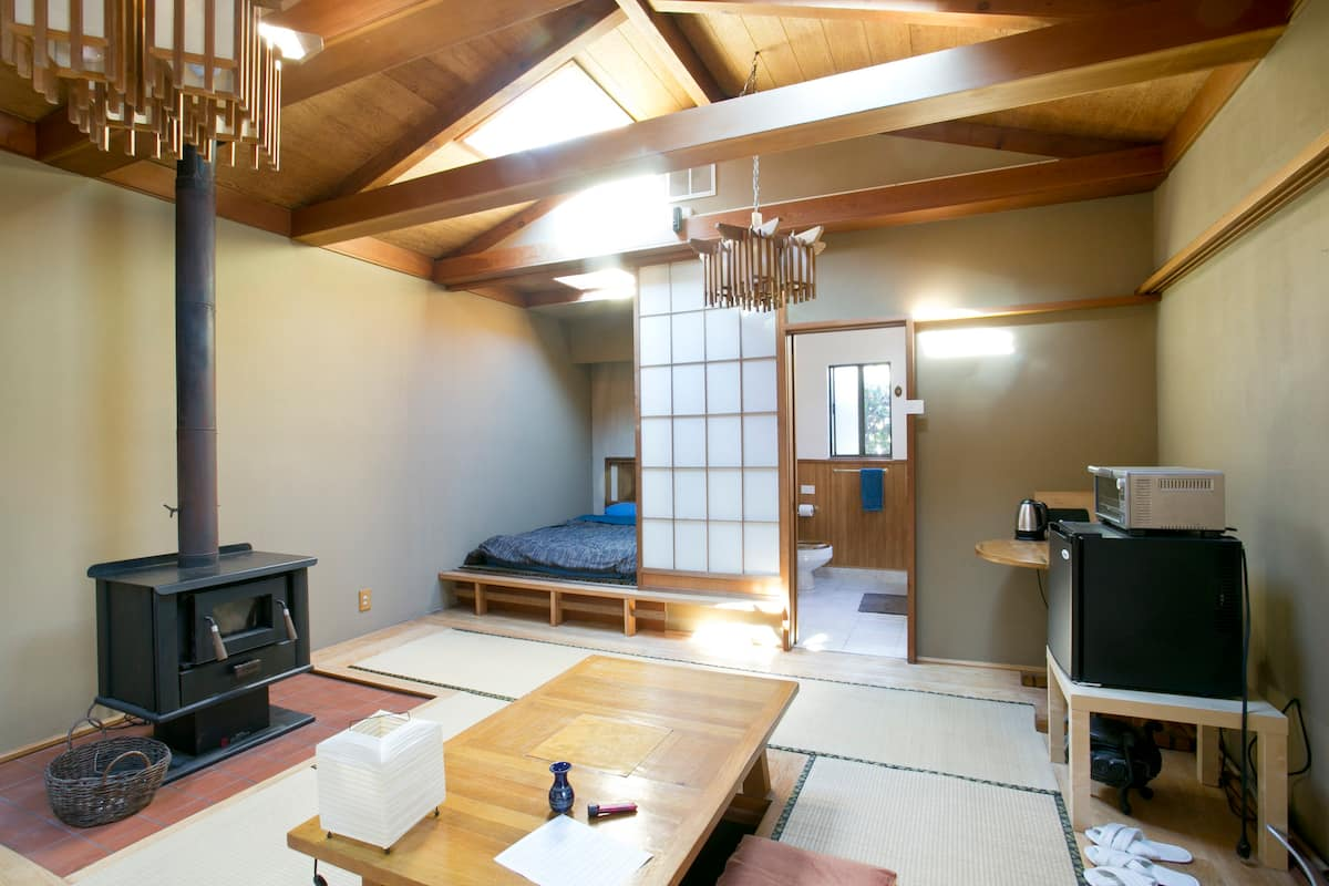 Japanese Style San Francisco Airbnb