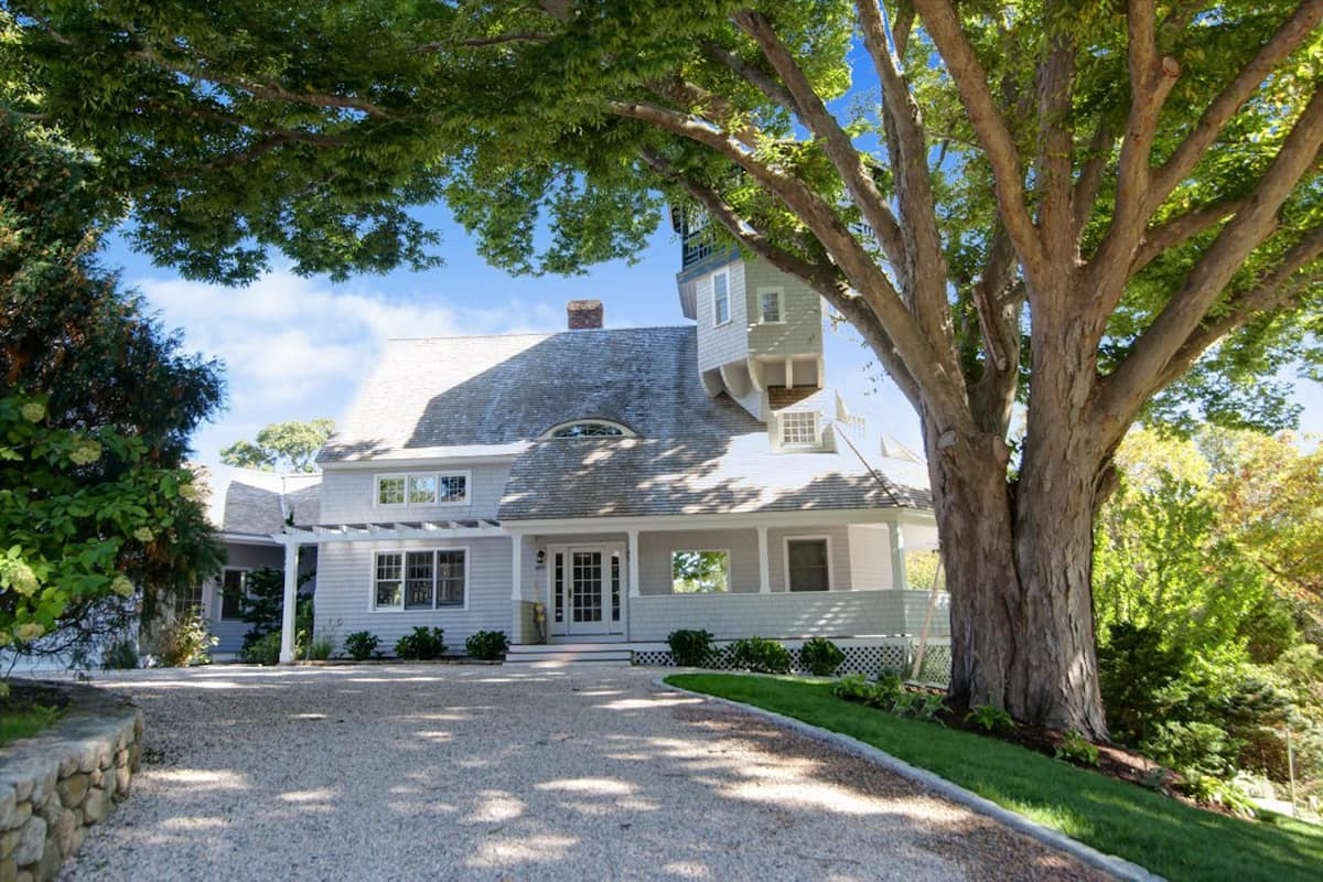 Luxury Airbnb Cape Cod For Large Groups