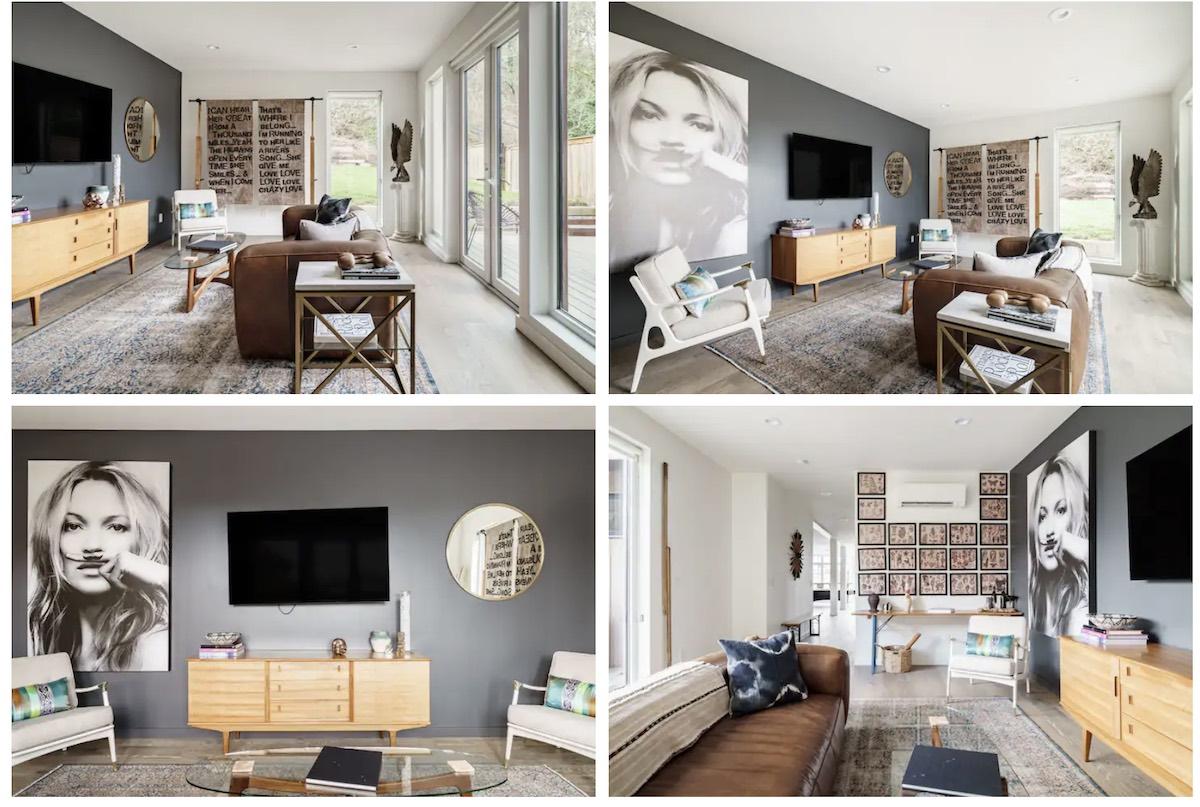 Luxury Airbnb Portland Oregon