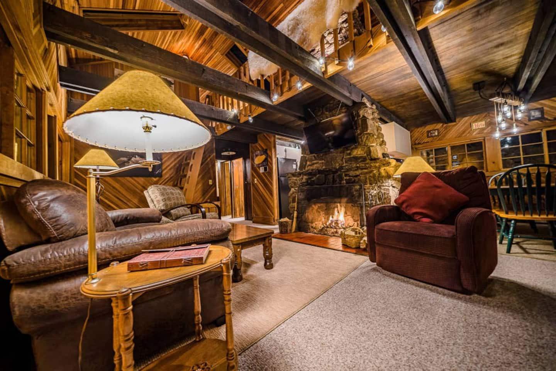 Luxury Cabin Estes Park Airbnb