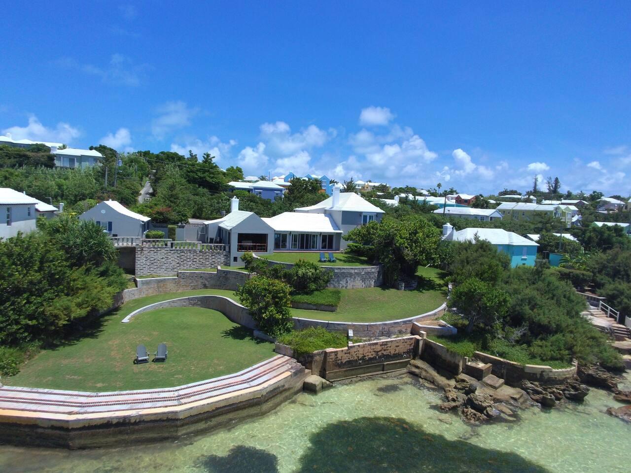Luxury Villa Bermuda Airbnb