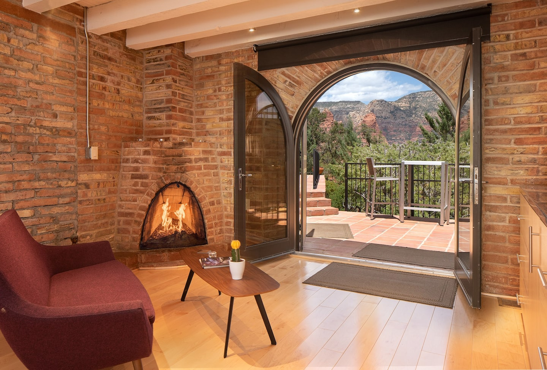 Luxury sedona arizona airbnb