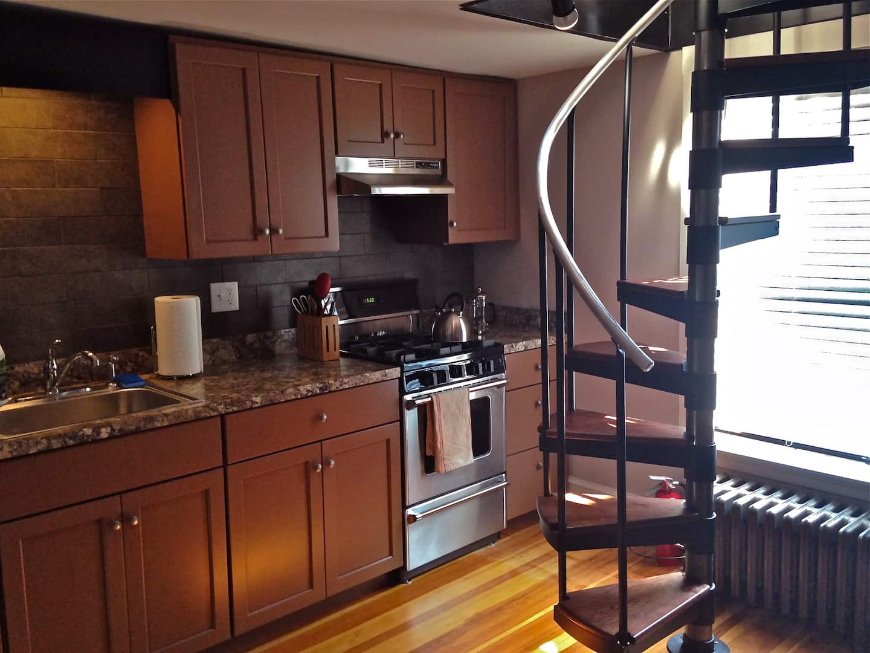 Maine Airbnb Loft