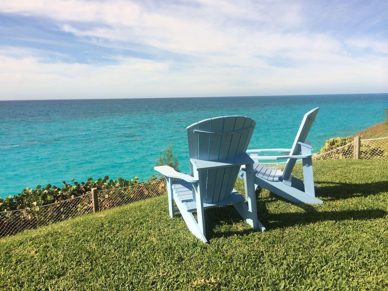 Oceanfront Airbnb Bermuda