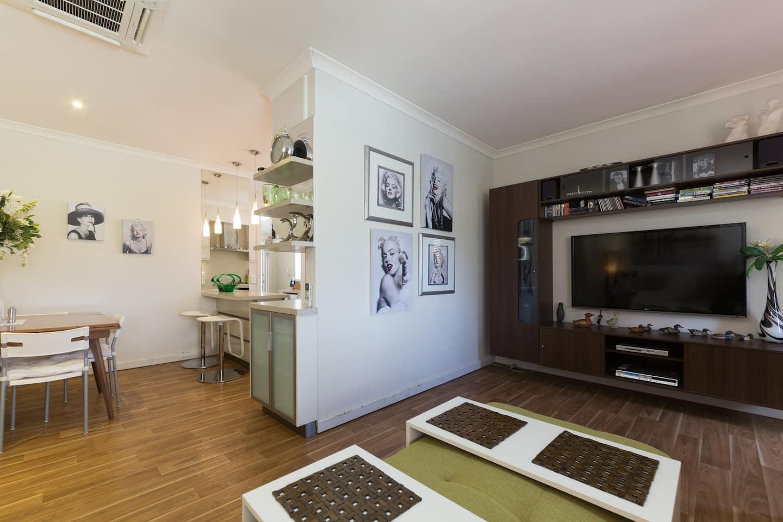 Popular Airbnb in Perth Australia