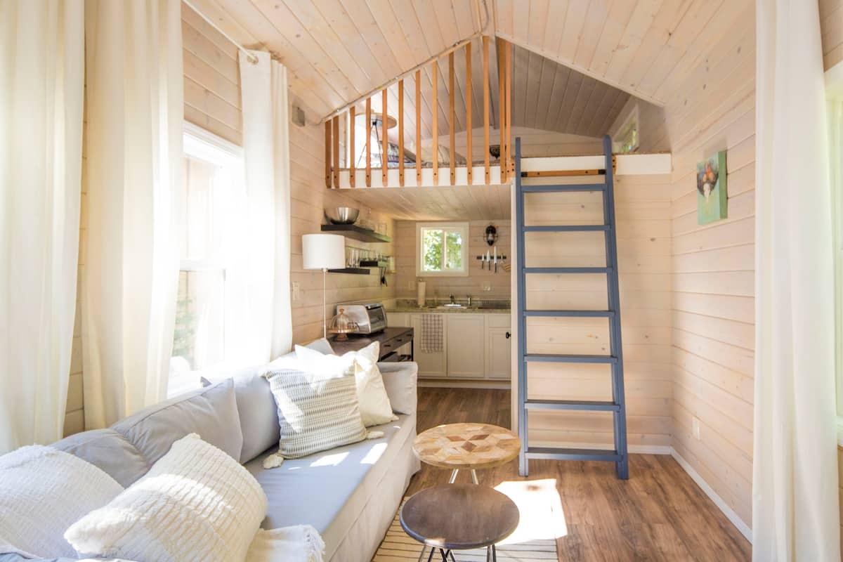 Portland Tiny Home Airbnb