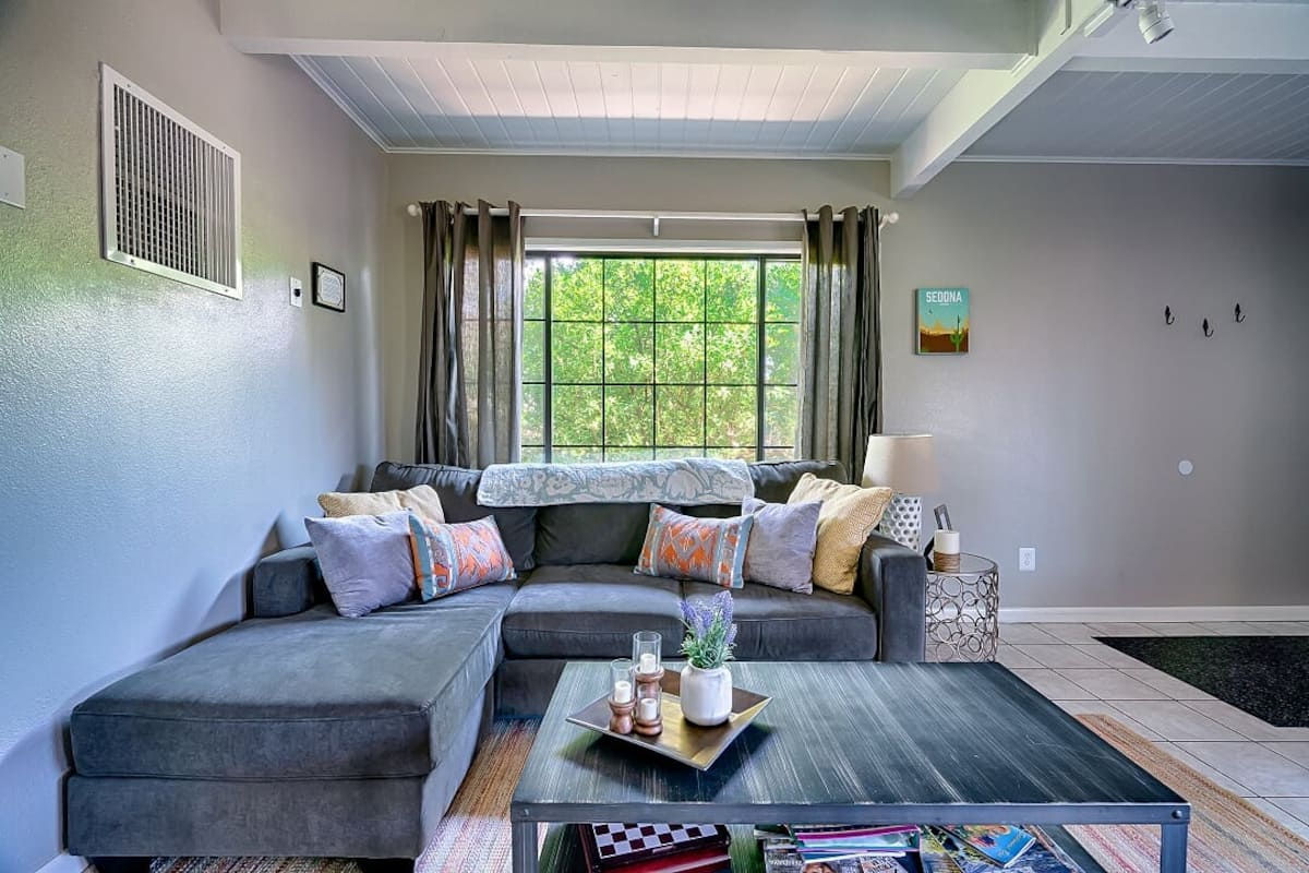 Red Rock base camp - Airbnb Sedona