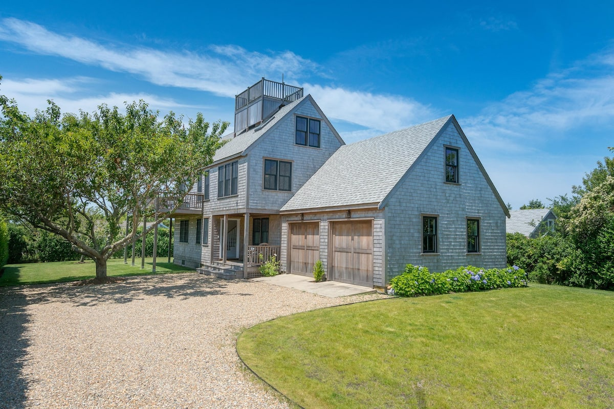 Renovated Sconset house - Airbnb Nantucket Island