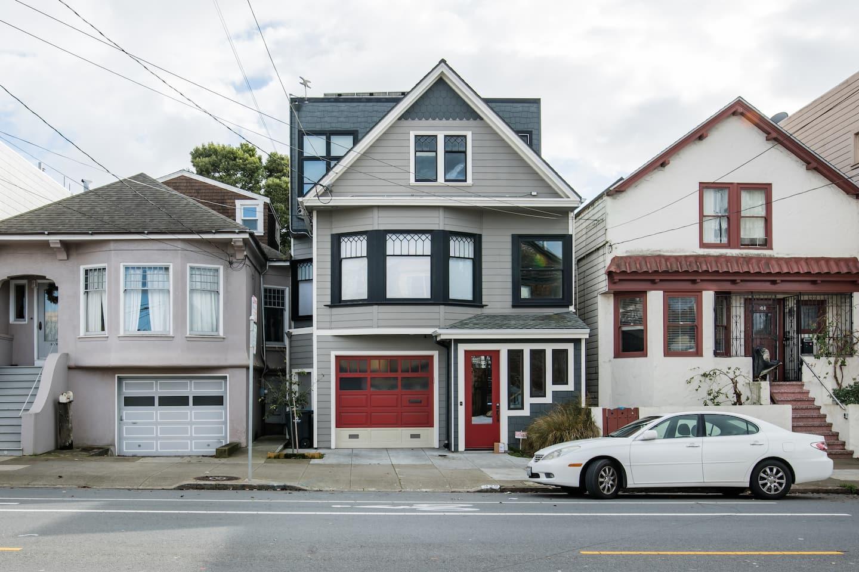 Romantic Airbnb San Francisco