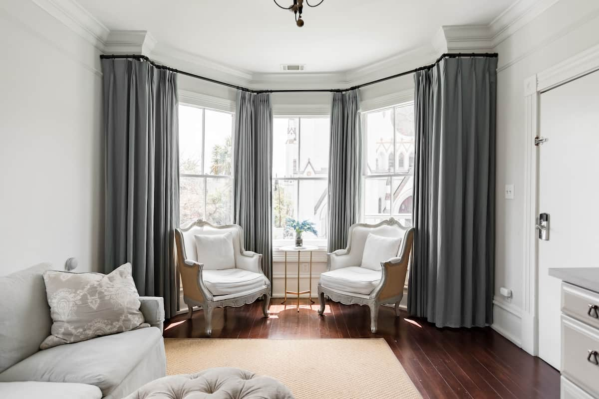 Rosemary Suite in the Vintage Mirabelle Building