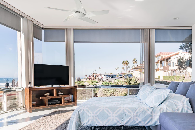 San Diego Beachfront Airbnb