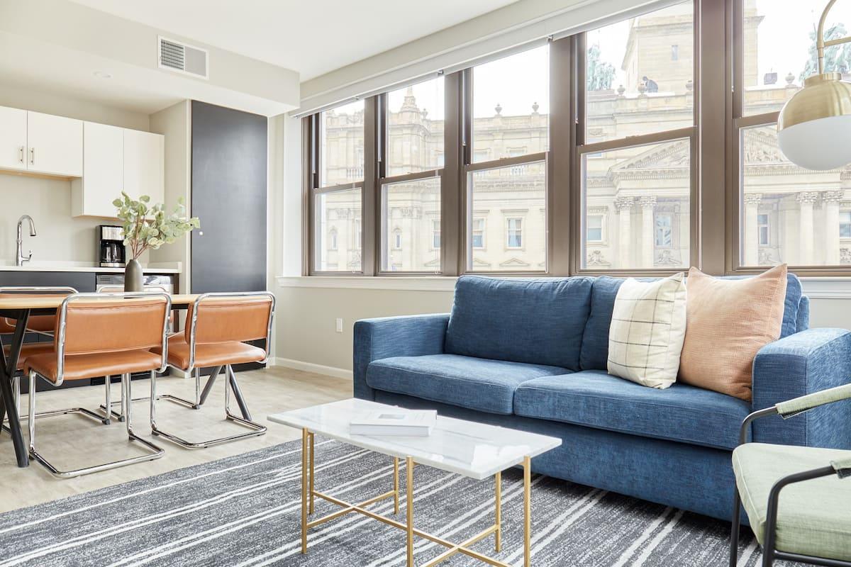 Sonderat the Randolph- Airbnb in Michigan