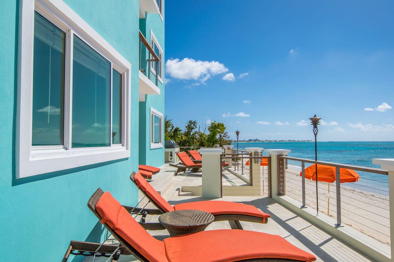 TURTLE Villa - Turks and Caicos Airbnb